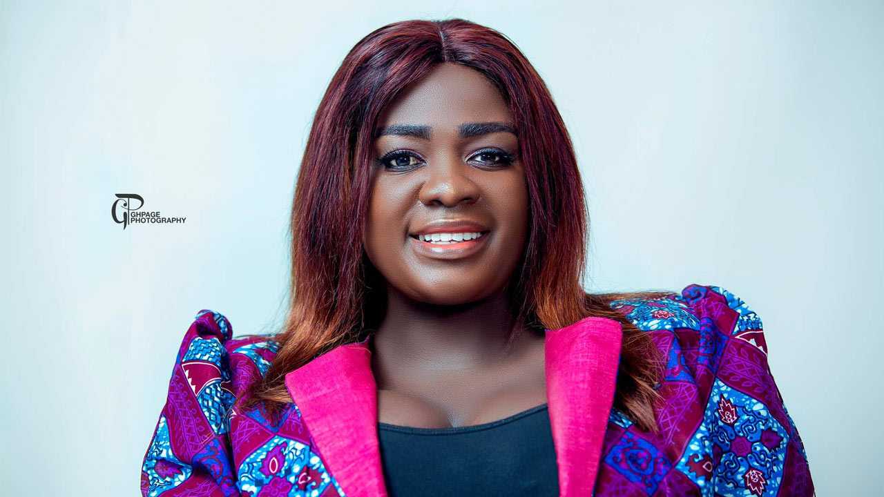 Tracey Boakye finally speaks about the identity of her daughter's father
