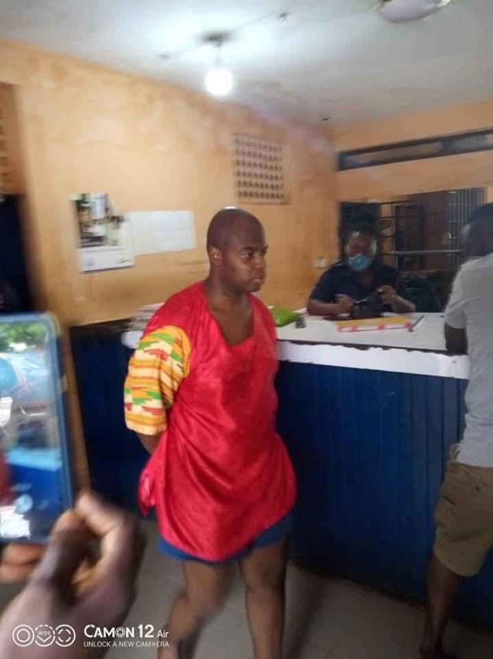 The Landlord who killed his tenant