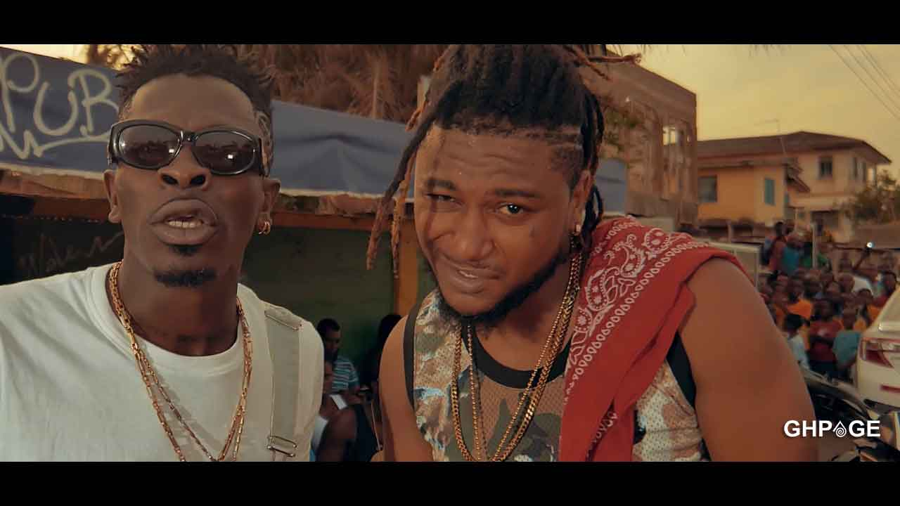 Shatta Wale finally reveals secret behind fallout with militants