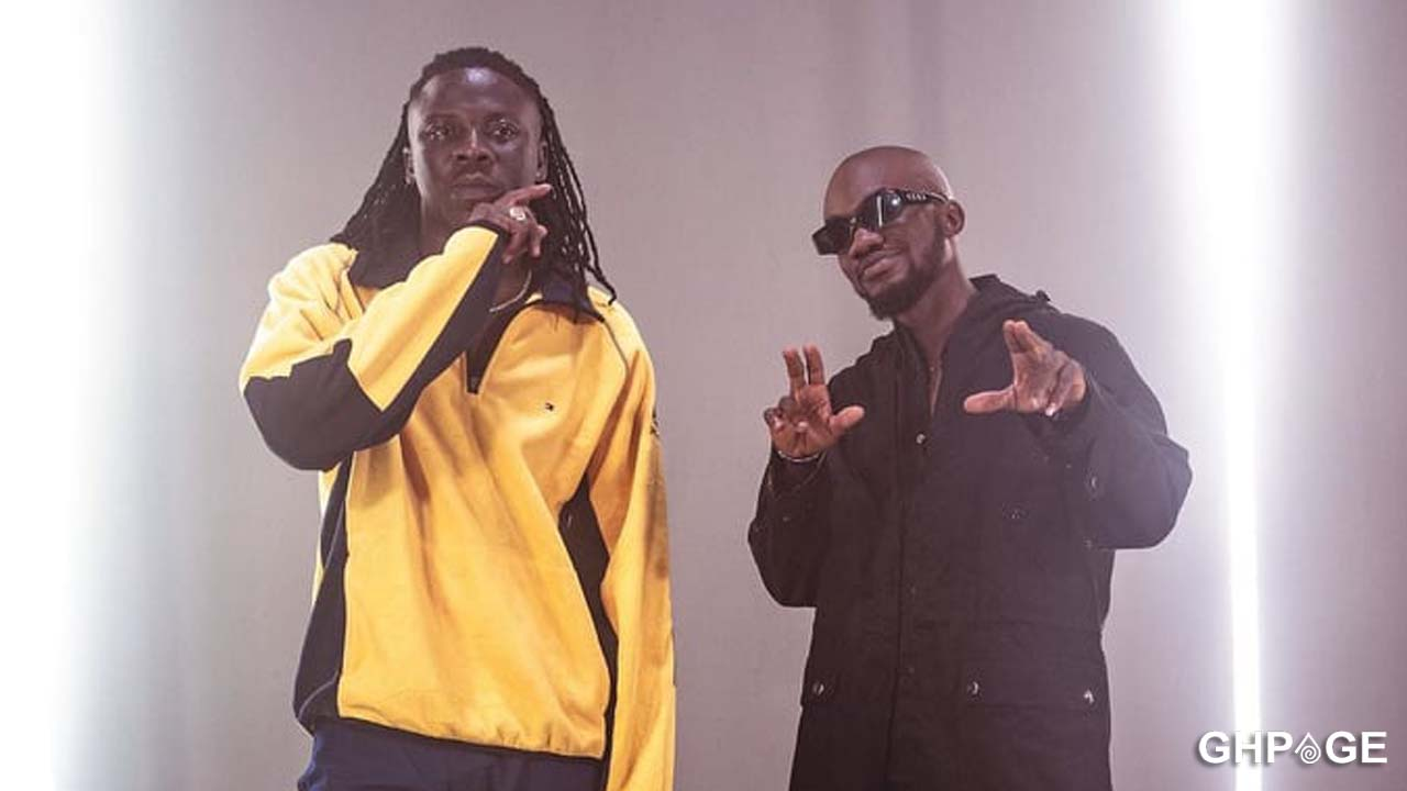 Video of Mr. Drew featuring Stonebwoy taken down by YouTube