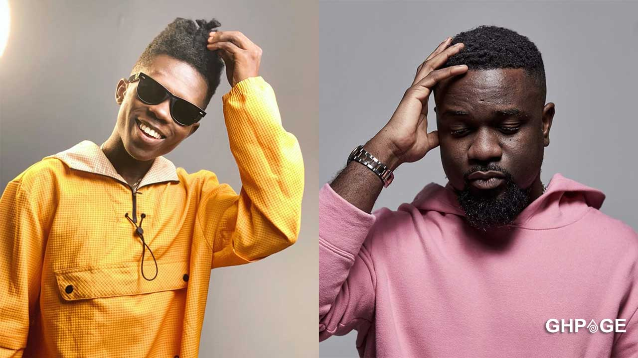 Strongman responds to fan who labeled him ungrateful to Sark