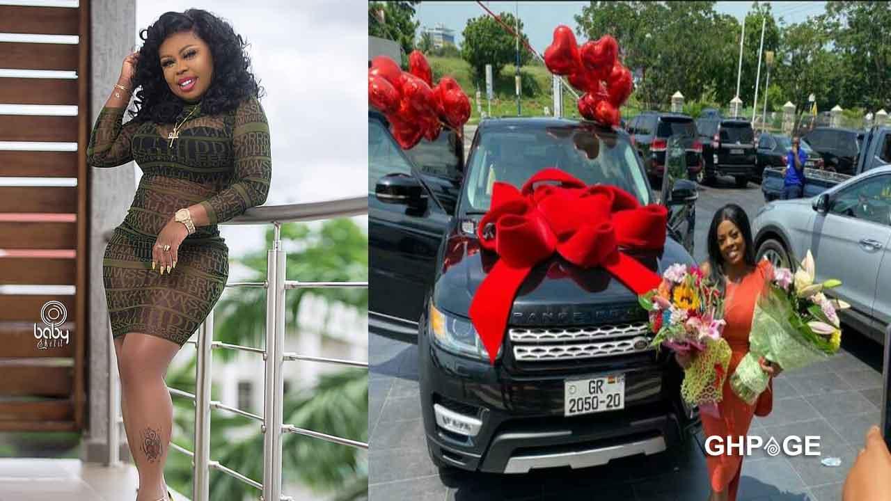 Afia Schwar advises young girls after Nana Aba Anamoah's fake Range Rover gift brouhaha