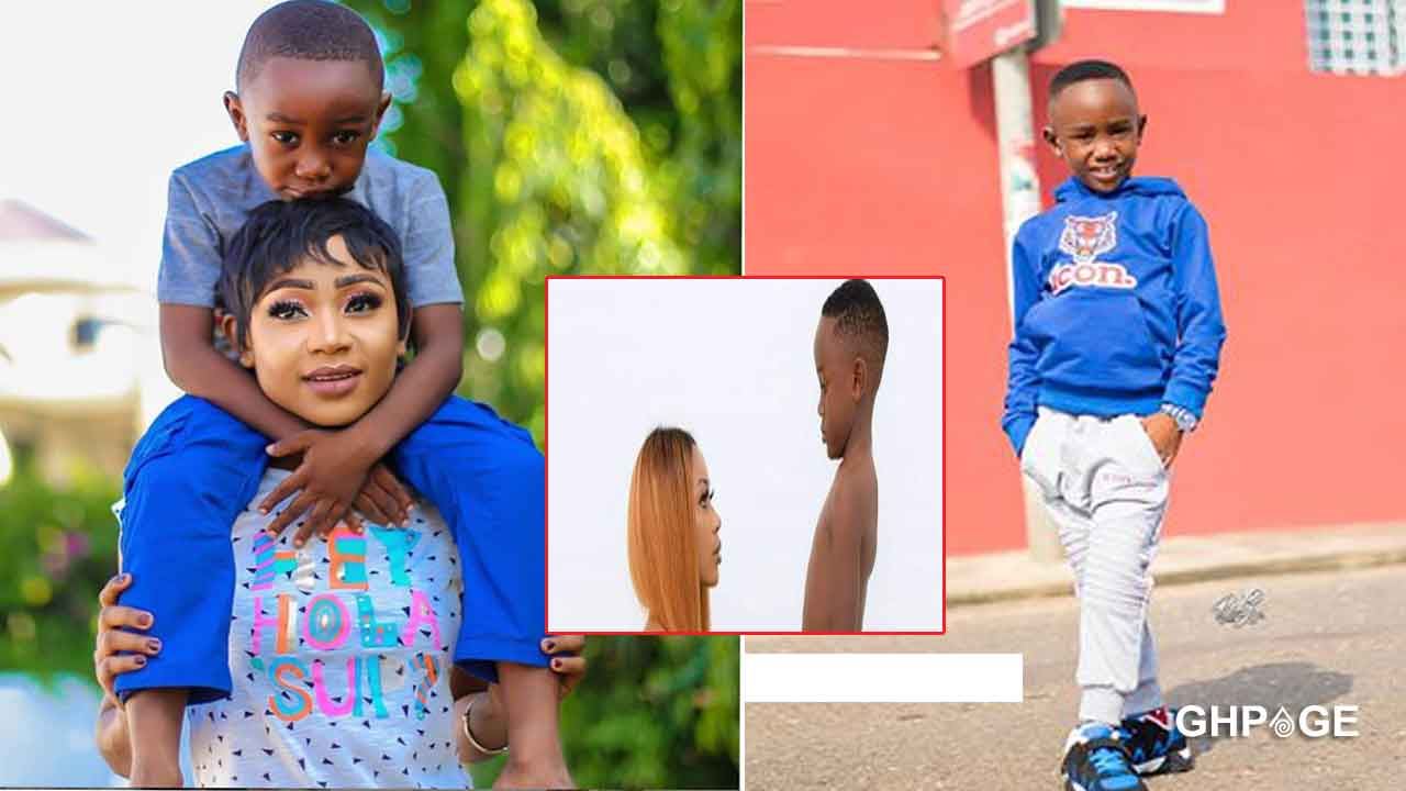Child Rights International takes on Akuapem Poloo after her nude photo with son went viral