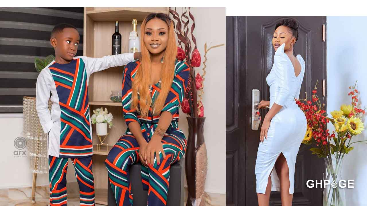 CID invites Akuapem Polo over nude photo with her son On His B-day