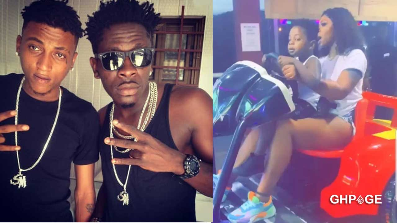 Shatta Wale is the biological father of Majesty – Ara-B