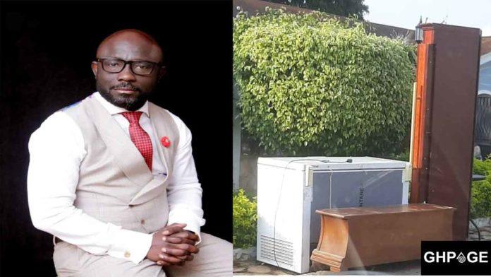 Arnold Kojo Asante properties
