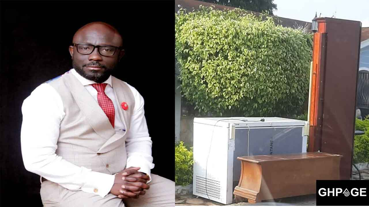 Court orders the sale of Arnold Kojo Asante's properties over fraud