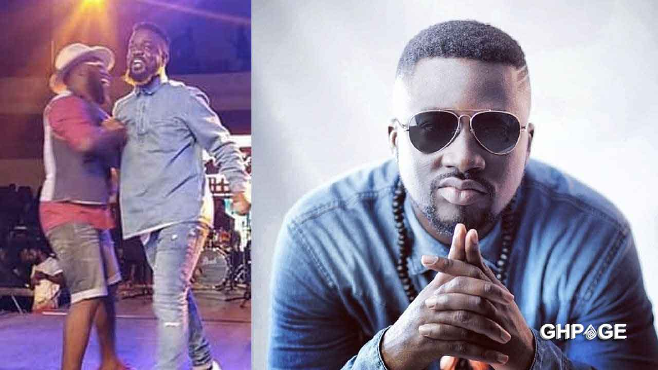 M.anifest murdered Sarkodie on his own Brown paper bag song – Asem