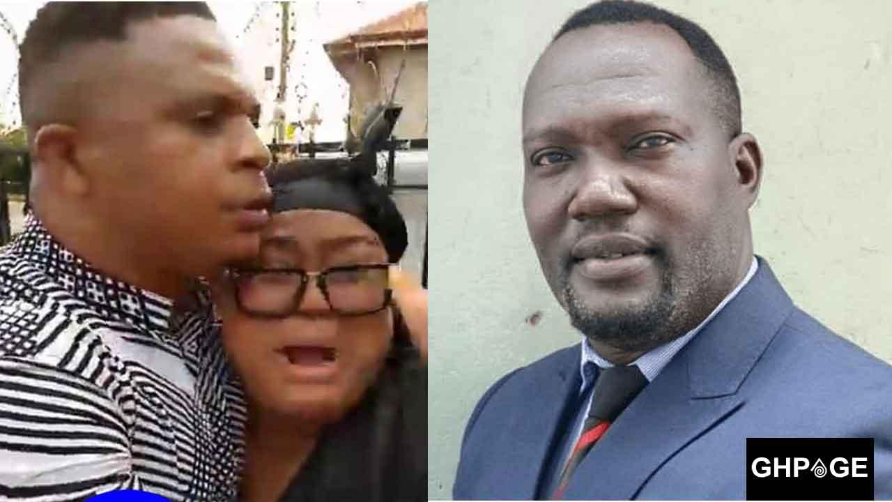 If your death is unnatural, take revenge -Vivian Jill tells Bernard Nyarko