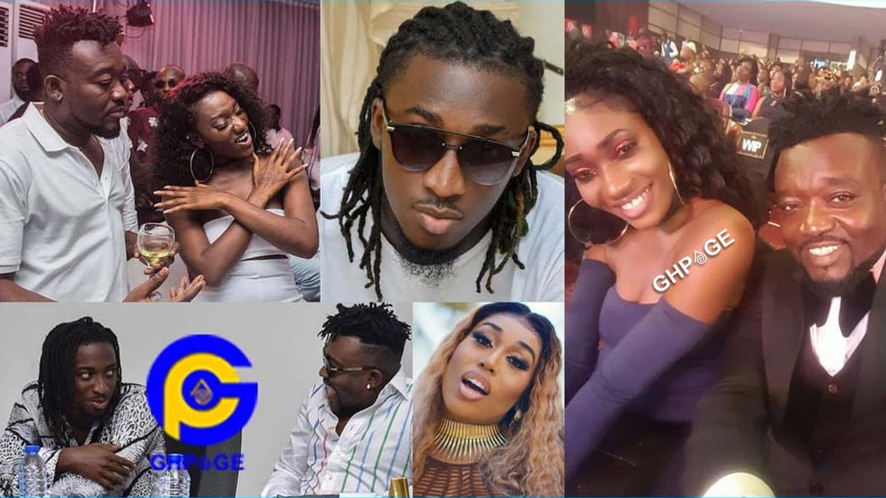 Bullet and Wendy Shay live in the same house- Ray James speaks on dating rumors