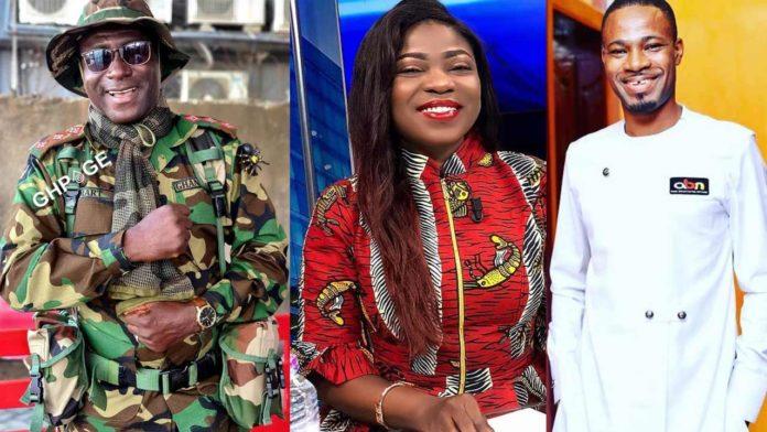 Captain Smart, Vim Lady and Kofi Adomah