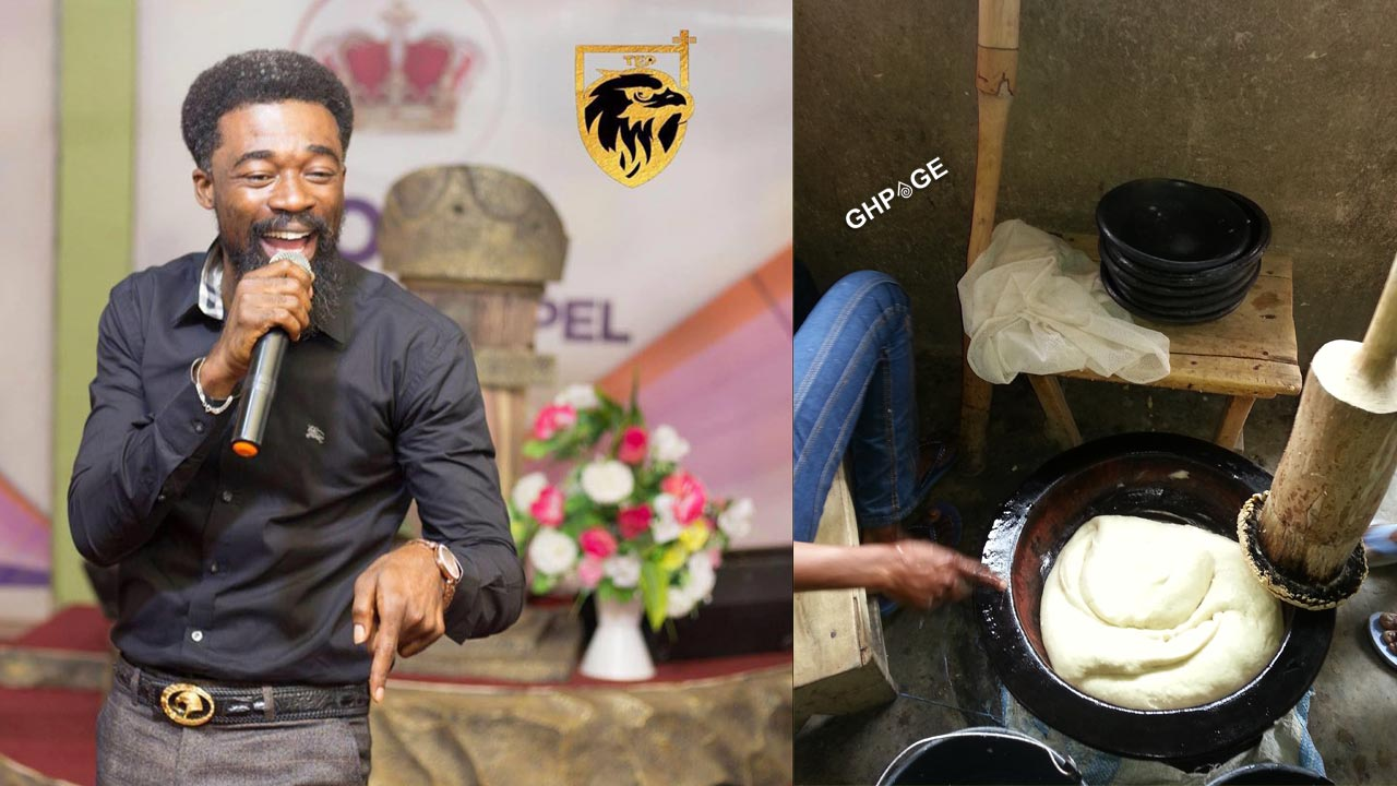 Earthquake: There is a spiritual chop bar in hell located below Accra-Eagle Prophet