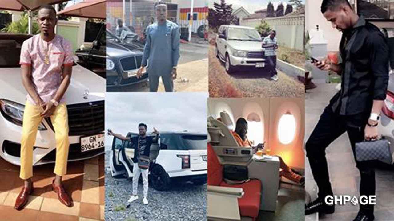 Scammer in ghana richest 12 RICHEST