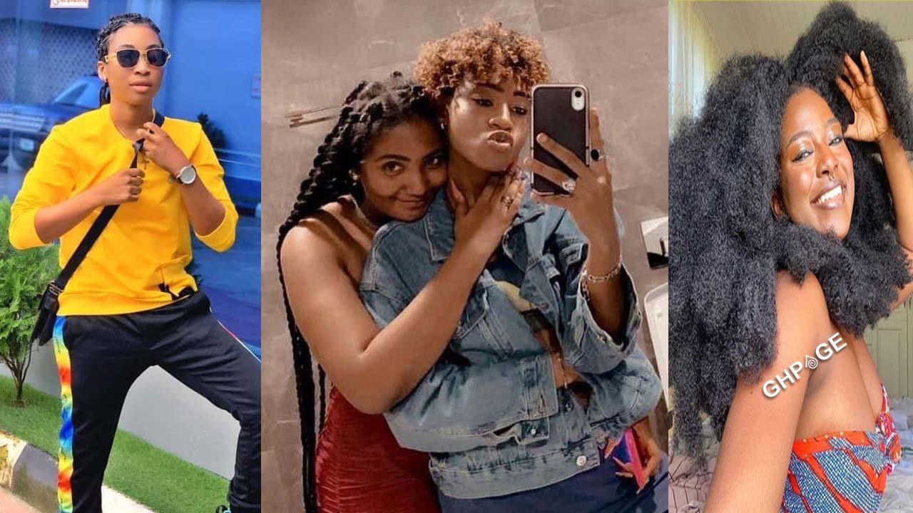 Pics of lesbians gals in ghana