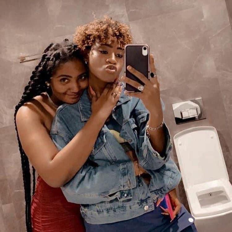 Ghanaian lesbian