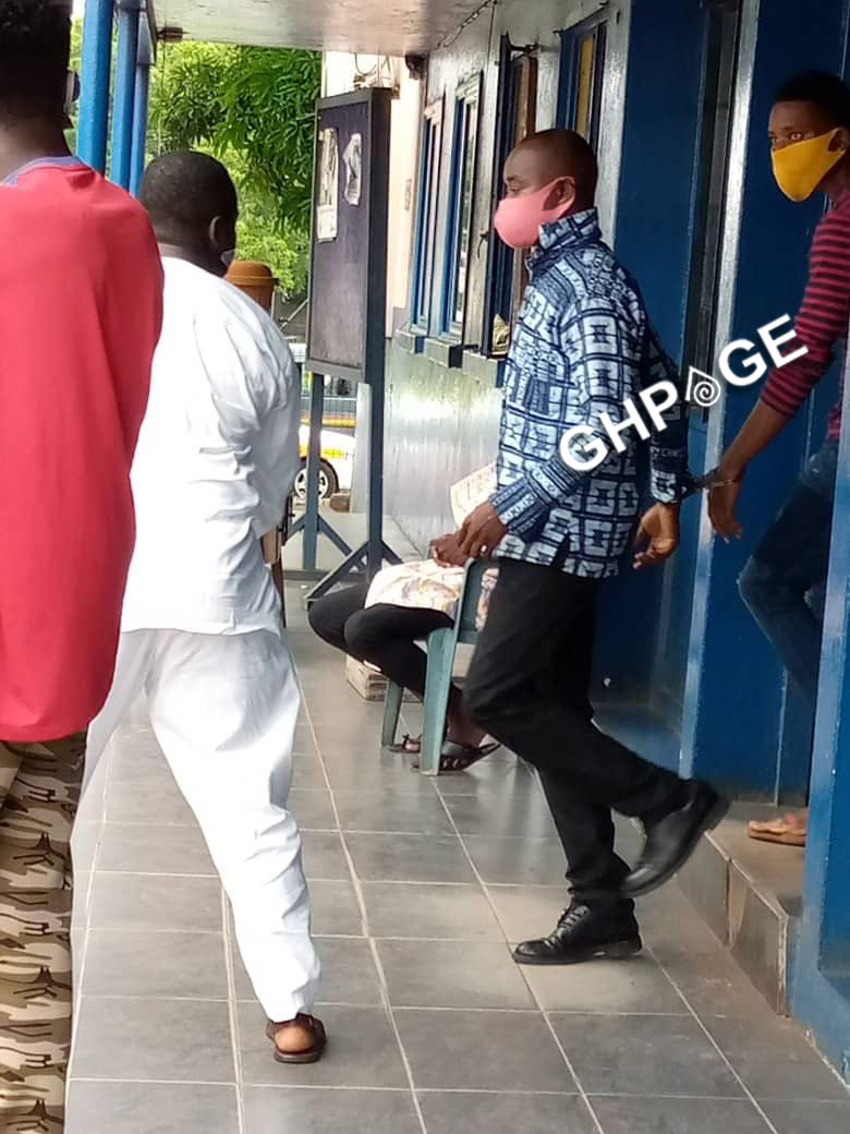 Nana Osei Bonsu Hoahi remanded for defaming Rev. Obofour