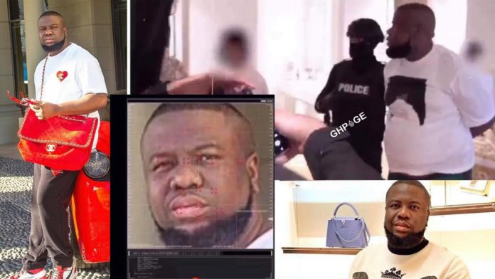 Ray Hushpuppi arrested