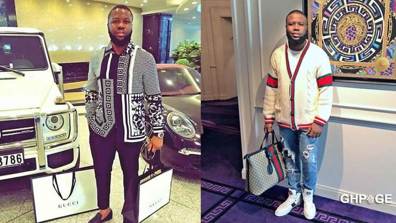 Check out the photos of all the big boys arrested alongside Hushpuppi