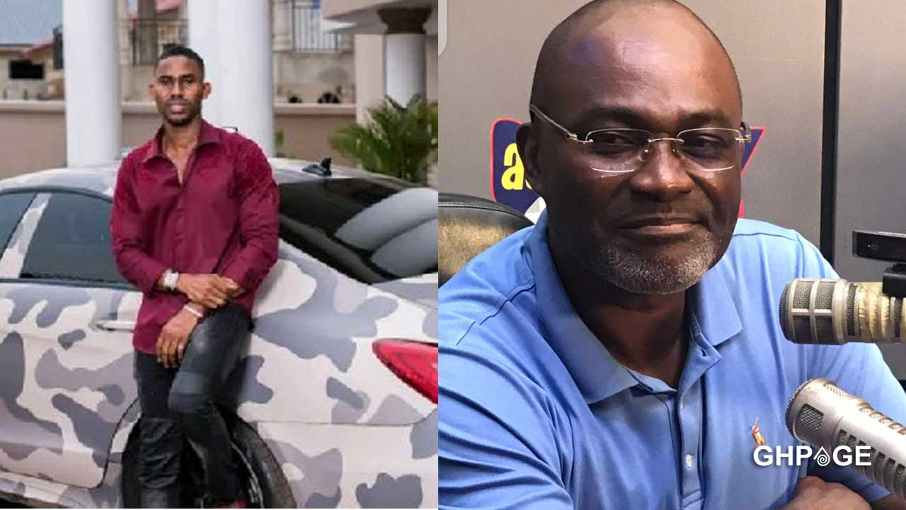 Ibrah One accuses Kennedy Agyapong of money laundering; promises more