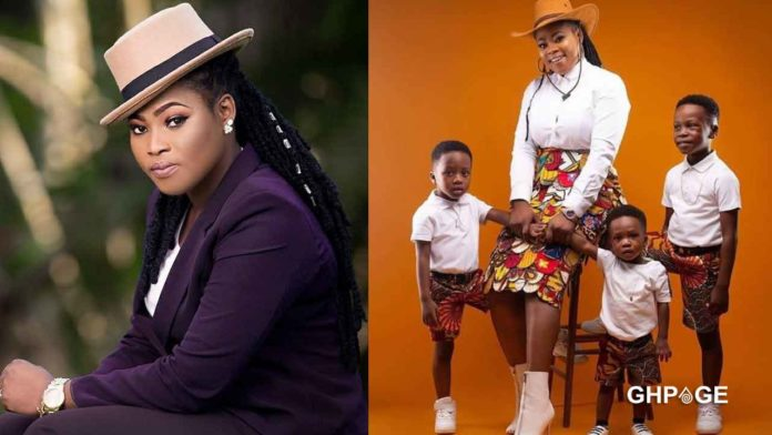 Joyce-Blessing-amid-divorce-shares-beautiful-photo-with-three-sons;-fans-react