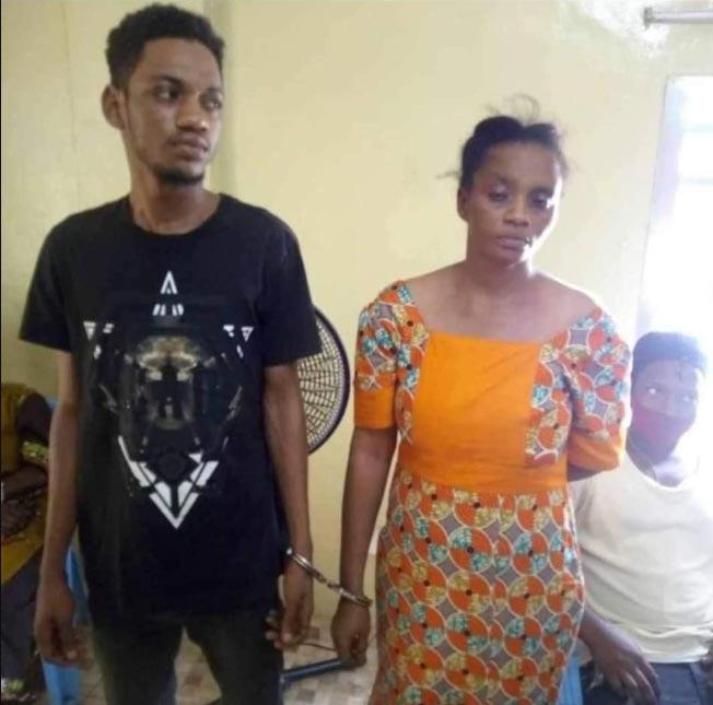 The late Kadijah' rapist and her mother