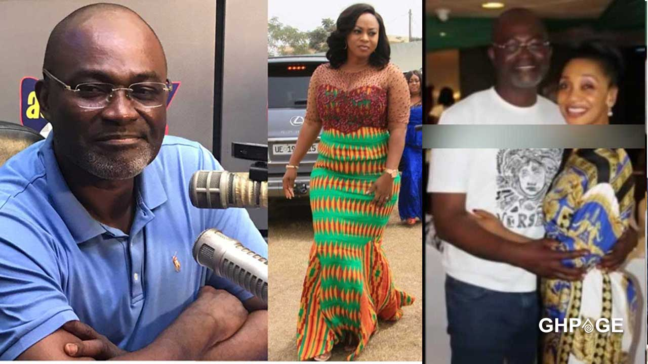 Kennedy Agyapong list the names of all his wives and baby mamas'(VIDEO)