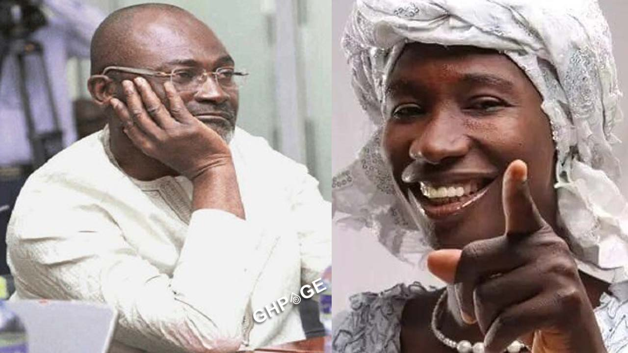I follow Jesus' instructions-Cecilia Marfo replies Ken Agyapong