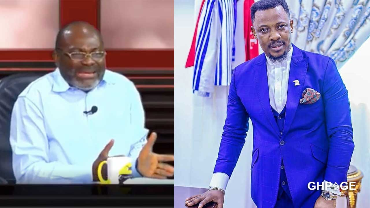 Nigel Gaisie raped a female celebrity but NDC failed to make it public – Kennedy Agyapong