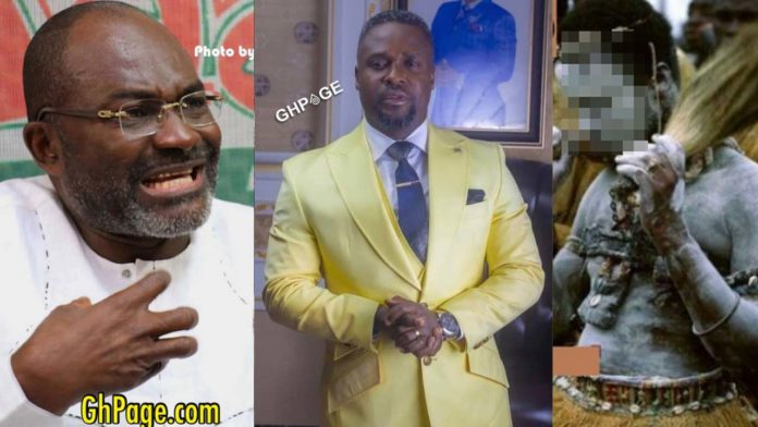 Kennedy Agyapong, Rev OB and Okomfo