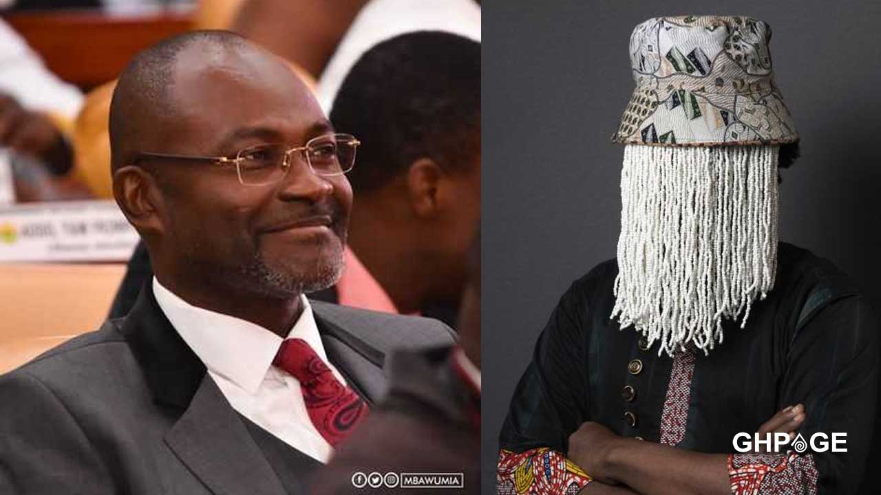 I have single-handedly made Anas Aremeyaw Anas unpopular – Kennedy Agyapong