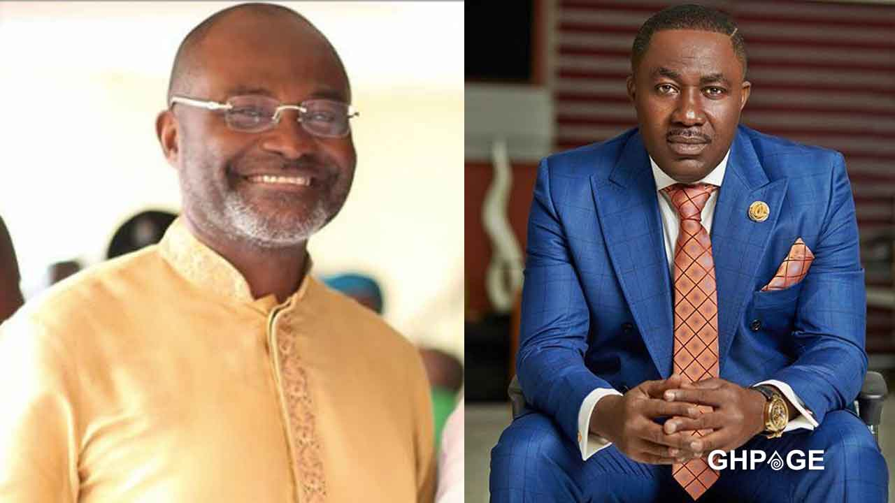 Kennedy Agyapong finally speaks on Despite and his display of wealth on son's wedding