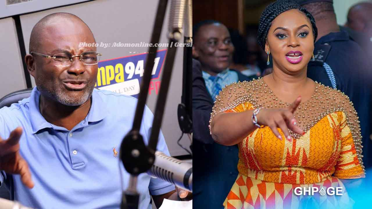 Why I supported my baby mama to win her seat – Kennedy Agyapong