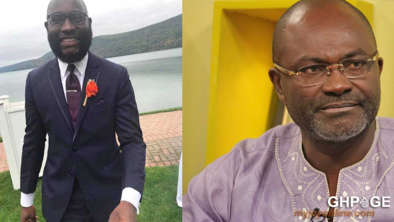 Kennedy Agyapong's son reveals how strict his father is
