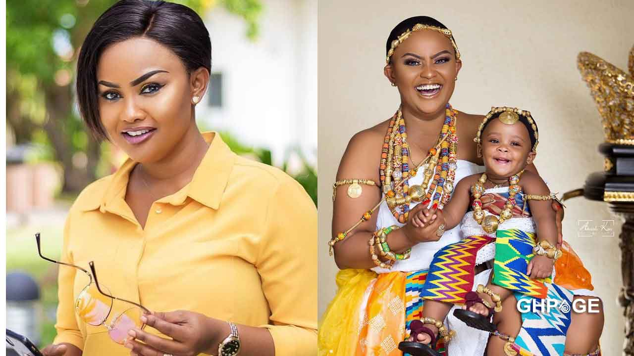 I've eaten my daughter's faeces before – Nana Ama Mcbrown details how