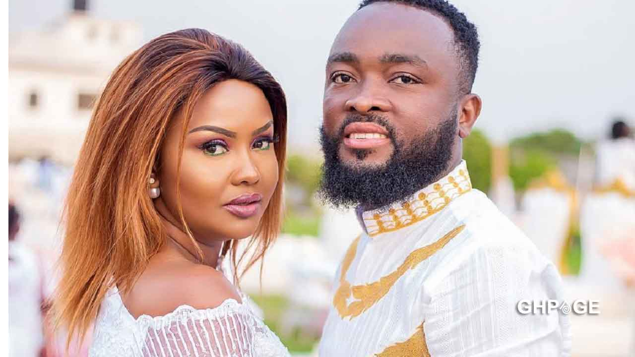 Fans gush over Maxwell Mensah's handsome first son -Mcbrown celebrates him
