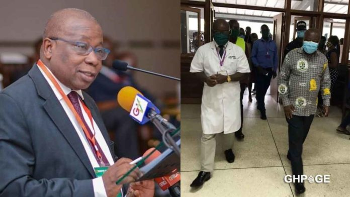 Minister-of-Health-recovers-from-corona-Virus-and-starts-work-immediately