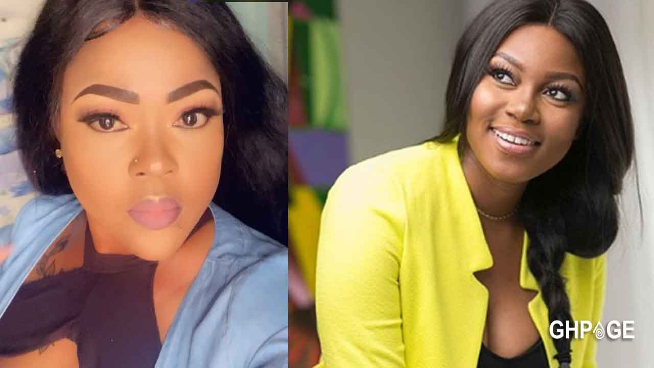 Mona Gucci insults Yvonne Nelson after she threatened to sue her for defamation