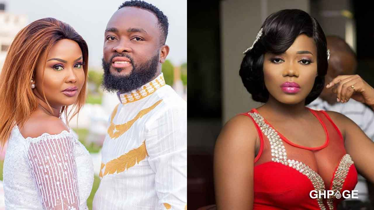 Mzbel's affair with my husband is none of my business – Nana Ama McBrown