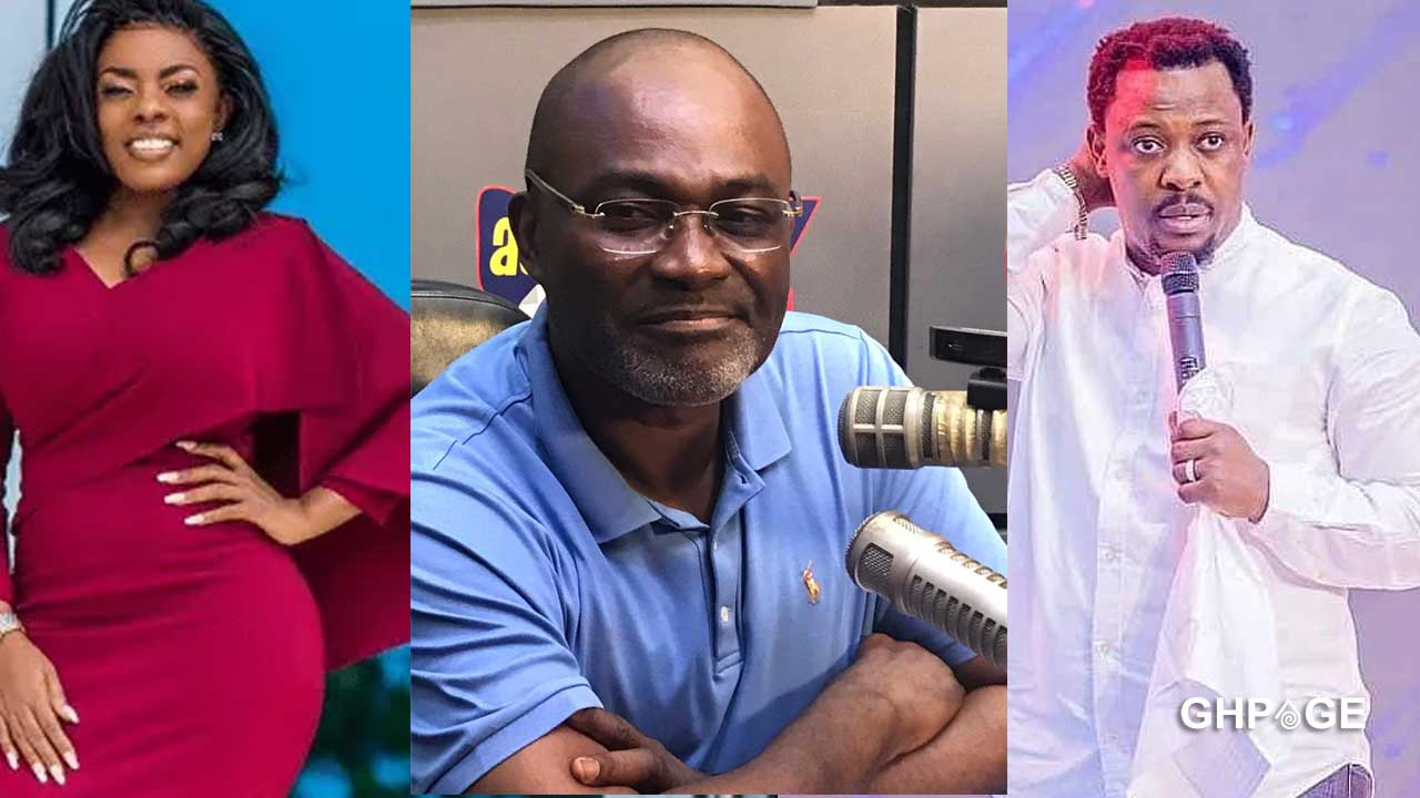 Nigel Gaisie wanted to sleep with Nana Aba Anamoah – Kennedy Agyapong