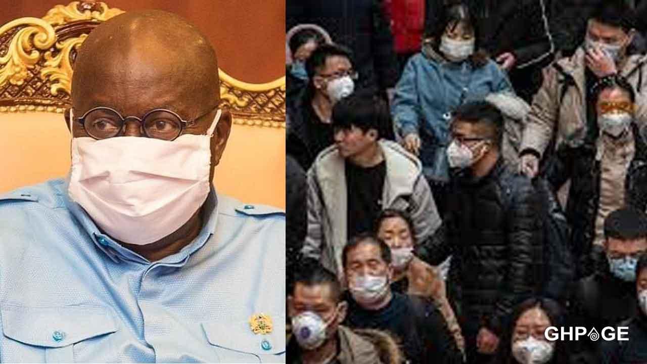 Wearing of face Mask now mandatory – President Akuffo Addo