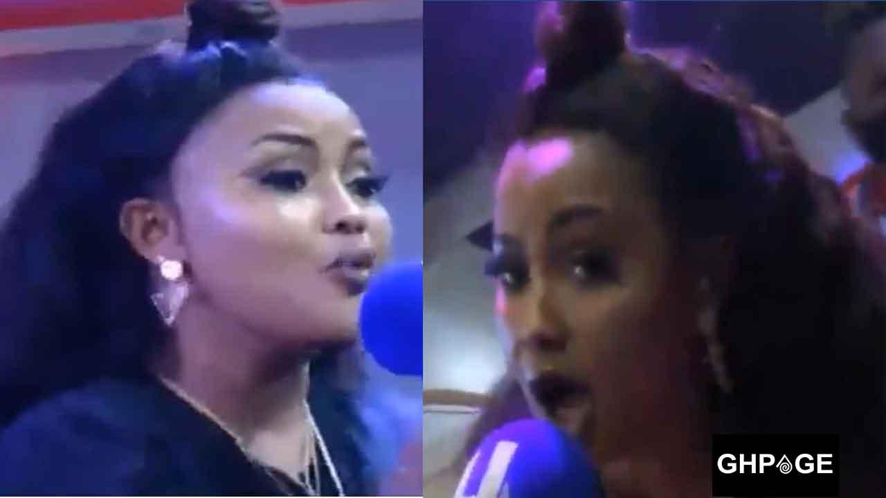 Watch Nana Ama McBrown's amazing performance of Stonebwoy's 'Obiaa wo ne master'