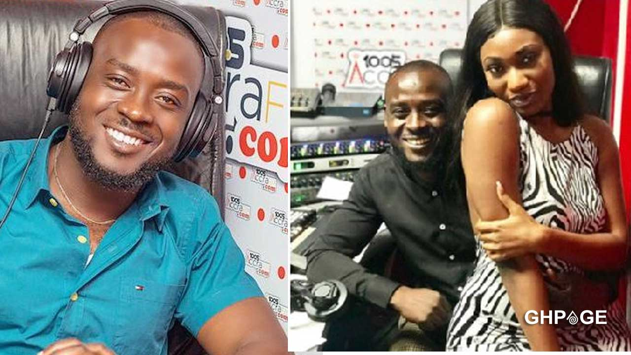 Nana Romeo arrested after he threatened to leak Wendy Shay and Bullet's sex tape