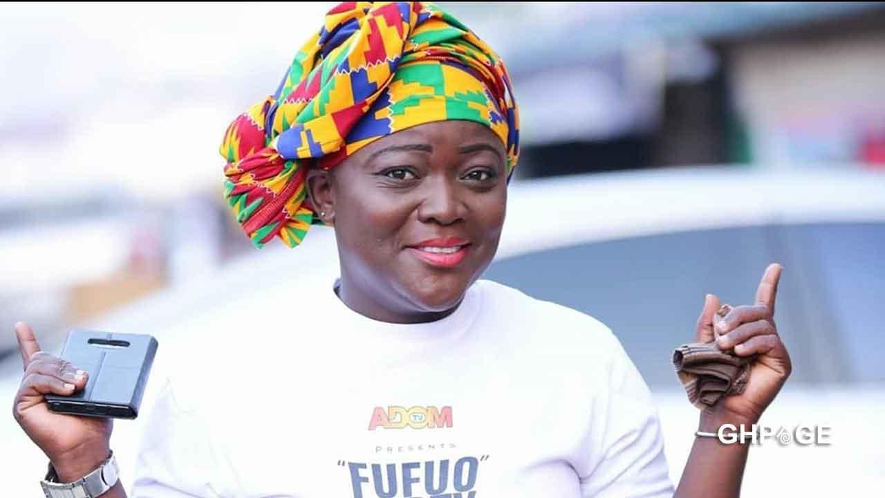 Photos of the husband of Nana Yaa Brefo surfaces on social media