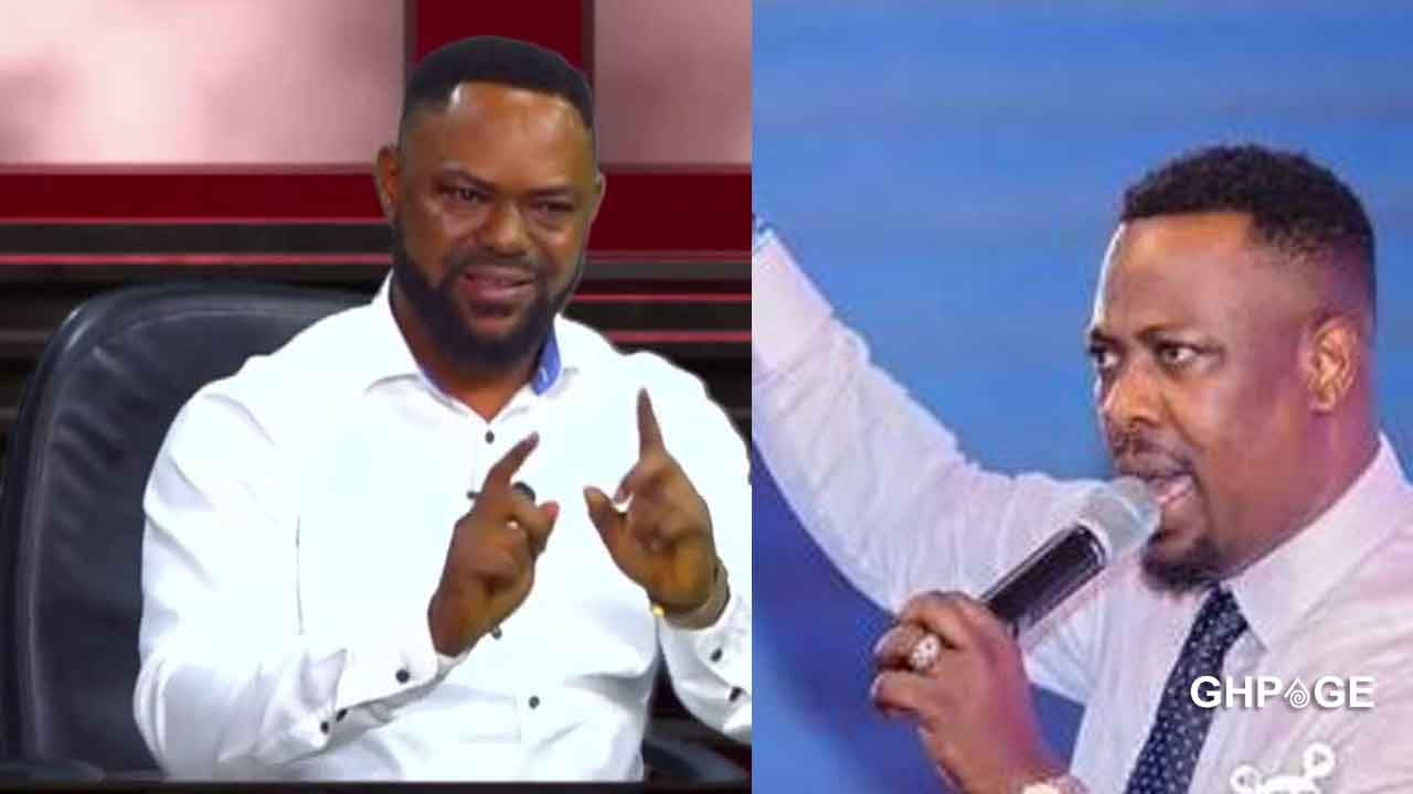 Photos that prove Pastor Essien exposing Nigel Gaisie once worked for him surfaces online