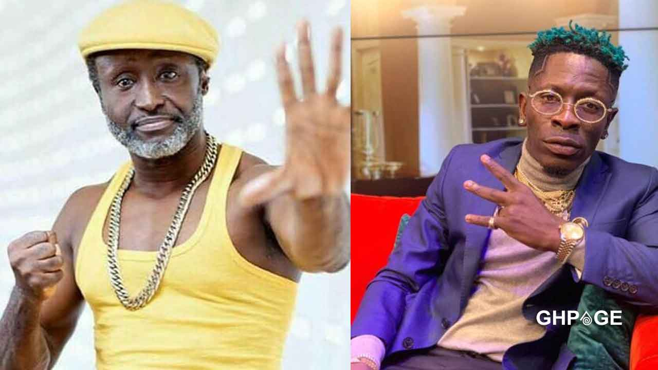 Reggie Rockstone drops some bars to address Shatta Wale's chant that 'Hiplife boys are poor'