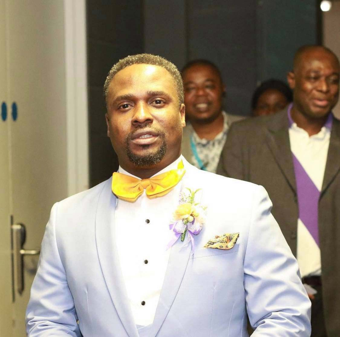 Rev Isaac Osei-Bonsu aka Rev. OB