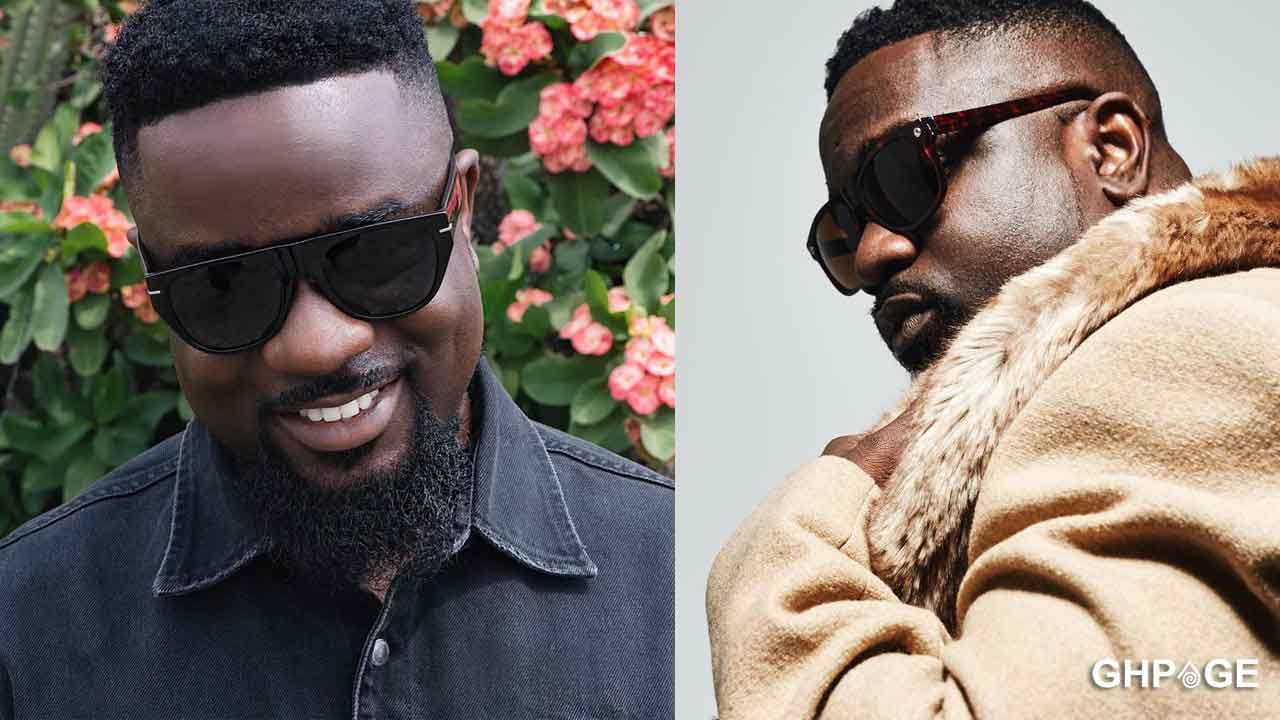 Sarkodie complains about why the NPP keeps playing his songs at rallies