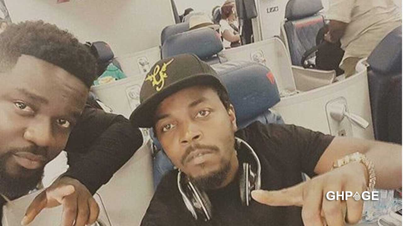 Please respond to my messages – Kwaw Kese begs Sarkodie