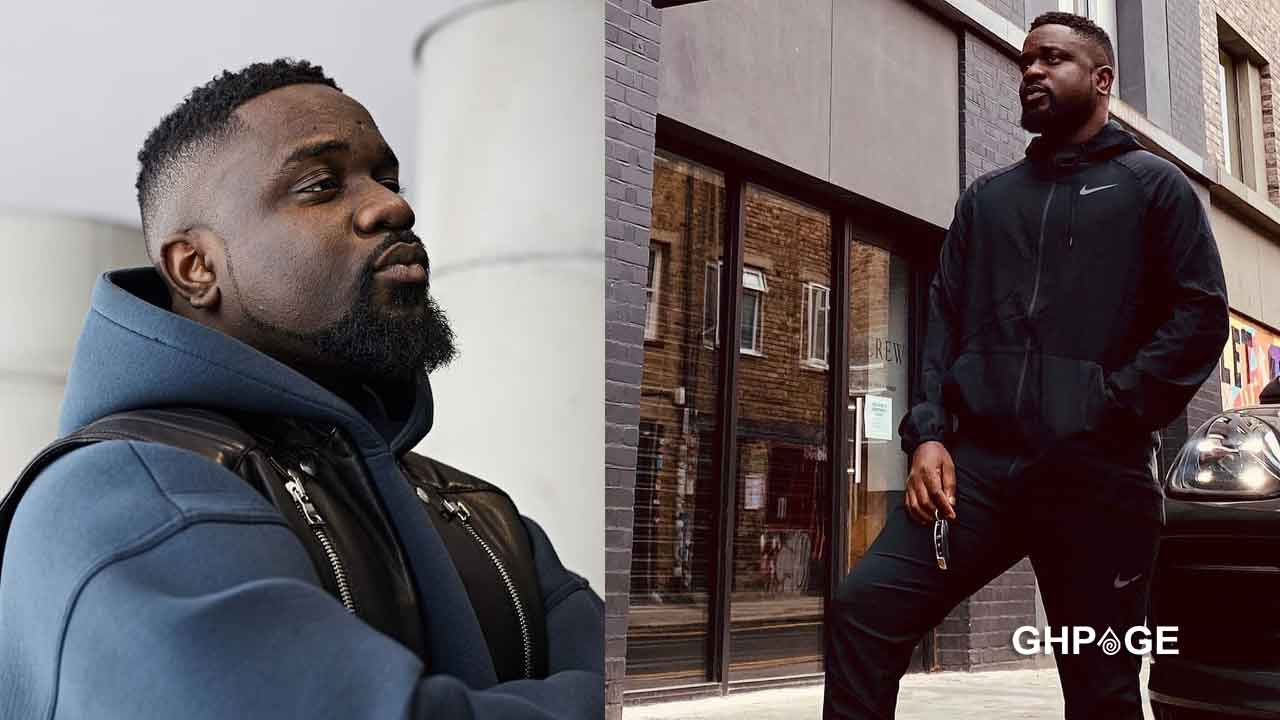 Sarkodie gives the real reason behind him choosing that name instead of his baptismal name