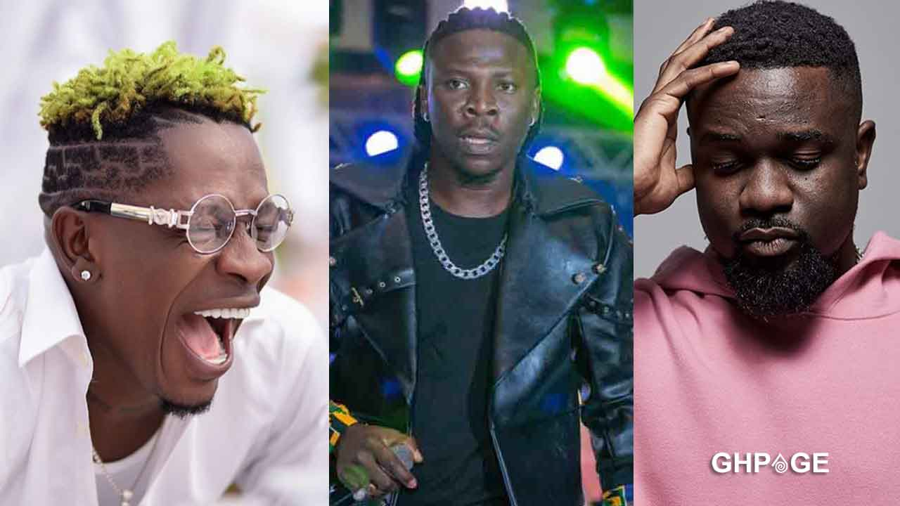 List of Ghanaian Celebs who reacted to the scary earth tremor in Accra